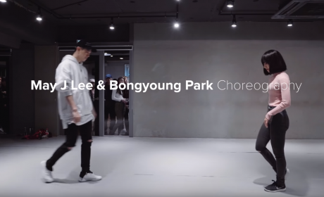 Say You Won't Let Go - James Arthur / May J Lee & Bongyoung Park Choreography