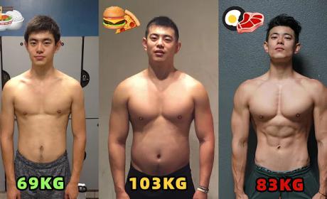 【7年血泪史】哪种饮食最有效? 4步教你吃出好身材!
