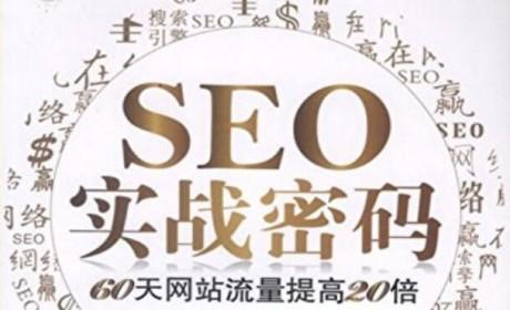《SEO实战密码:60天网站流量提高20倍》昝辉Zac PDF电子书下载