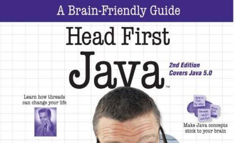 《Head First Java》(第二版·中文版)超清非扫描 PDF电子书下载