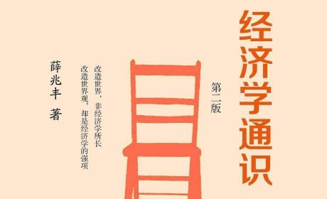 《经济学通识(第二版)》薛兆丰 PDF电子书下载