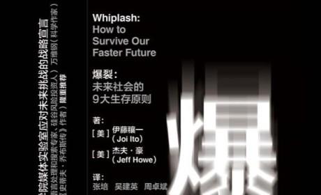 《爆裂:未来社会的9大生存原则》伊藤穰一PDF电子书下载