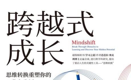 《跨越式成长:思维转换重塑你的工作和生活》PDF电子书下载 MOBI EPUB AZW3下载