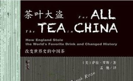 《茶叶大盗:改变世界史的中国茶》PDF电子书下载 MOBI EPUB AZW3下载