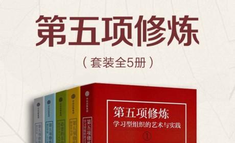 《第五项修炼:学习型组织的艺术与实践》PDF MOBI EPUB TXT电子书下载
