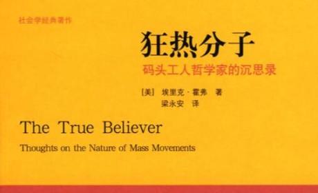 《狂热分子:码头工人哲学家的沉思录》PDF MOBI EPUB电子书下载