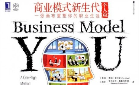 《商业模式新生代(个人篇):一张画布重塑你的职业生涯》PDF MOBI EPUB电子书下载