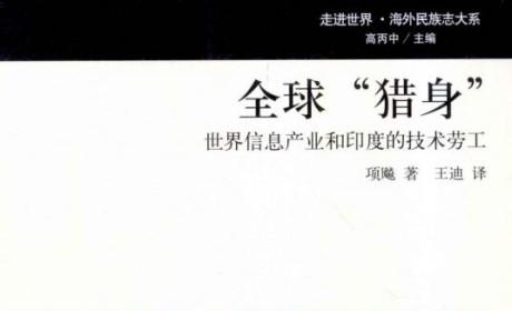 """《全球""""猎身"""":世界信息产业和印度技术劳工》PDF 电子书下载"""