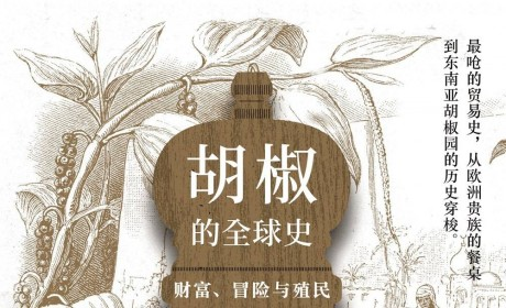 《胡椒的全球史:财富、冒险与殖民》PDF MOBI EPUB电子书下载