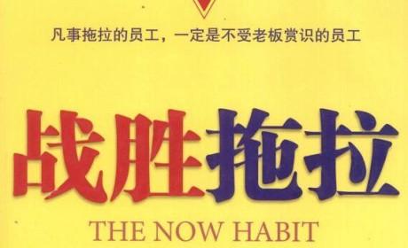 《战胜拖拉》PDF MOBI EPUB电子书下载