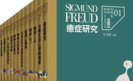 《弗洛伊德文集(全十二册)》PDF MOBI EPUB电子书下载