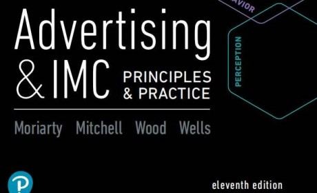 《Advertising & IMC: Principles and Practice (11th Edition) 》PDF 电子书下载