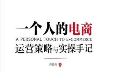 《一个人的电商:运营策略与实操手记》PDF MOBI EPUB电子书下载