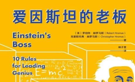 《爱因斯坦的老板》PDF MOBI EPUB电子书下载