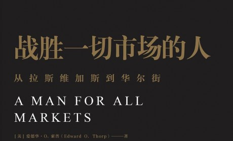 《战胜一切市场的人:从拉斯维加斯到华尔街》PDF MOBI EPUB电子书下载