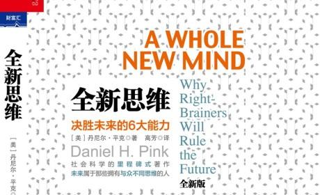 《全新思维:决胜未来的6大能力》