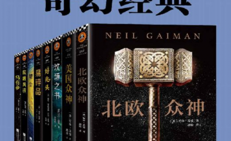 《尼尔·盖曼随笔集:廉价座位上的观点》