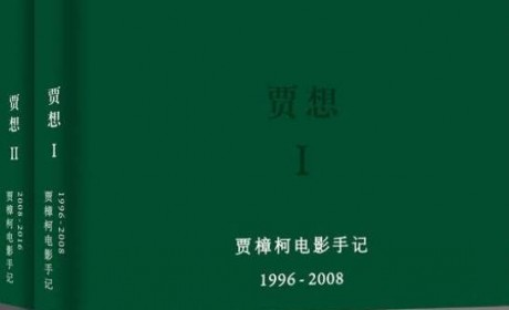 《贾想:贾樟柯电影手记(贾想Ⅰ 贾想Ⅱ 套装共2册)》