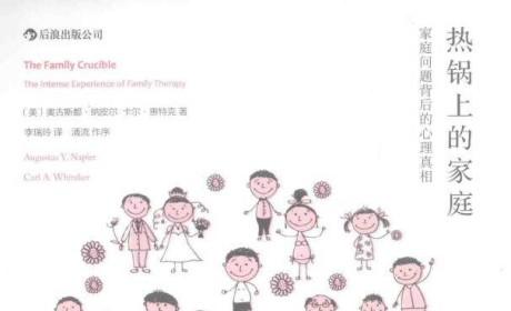 《热锅上的家庭:家庭问题背后的心理真相》