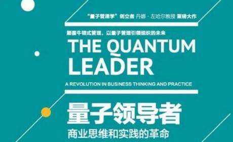 《量子领导者:商业思维和实践的革命》