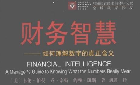 《财务智慧:如何理解数字的真正含义》